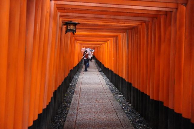 京都で運気アップ!神社ランキングベスト5