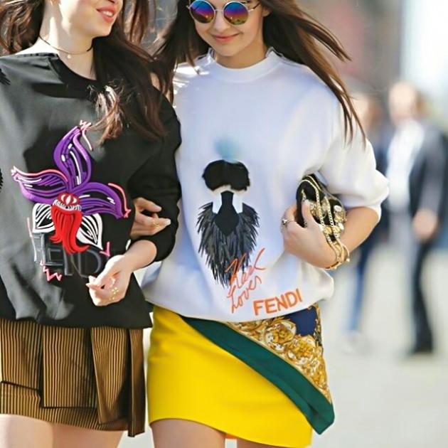 タッキースタイルの意味とは?2016年春夏ローラも先取りの最新ファッション!
